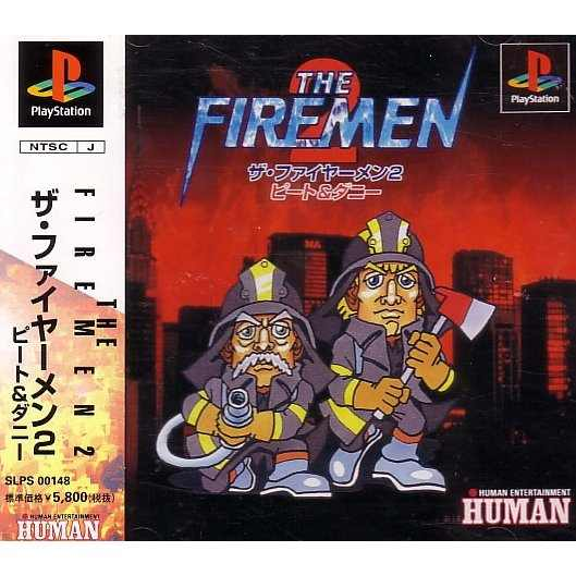 Firemen 2 The Pete Danny Jp Ps1 Iso Best Rom Place