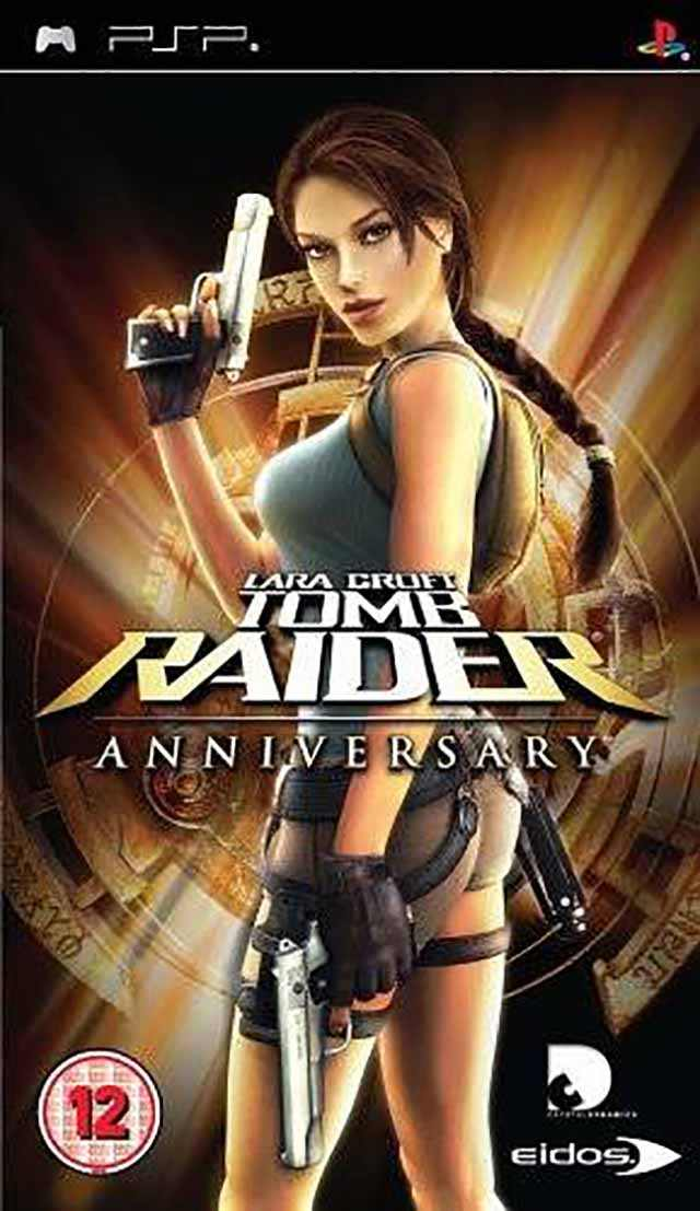 Lara Croft Tomb Raider Anniversary Usa Ps2 Iso Best Rom