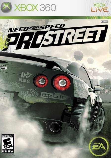 Need For Speed Prostreet Eu Es It Ps2 Iso Best Rom Place