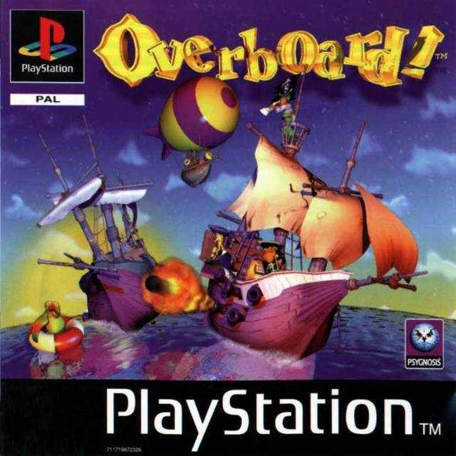 Overboard E Sles 00865 Ps1 Iso Best Rom Place Playstation