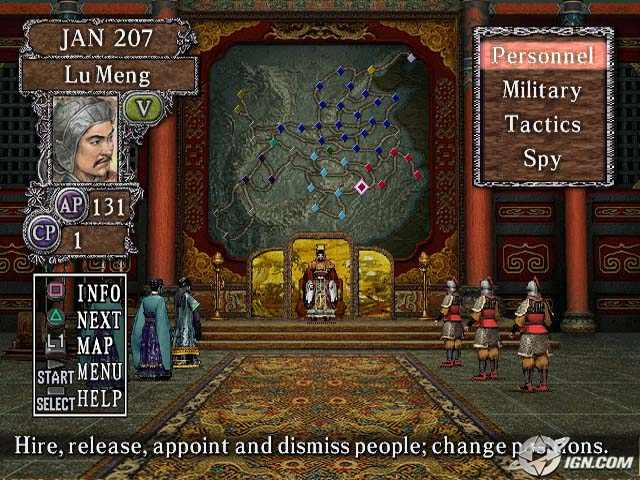 Romance Of The Three Kingdoms Viii Eu Ps2 Iso Best Rom Place