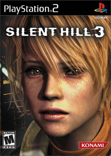 Silent Hill 3 Eu En Fr De Es It Ps2 Iso Best Rom Place