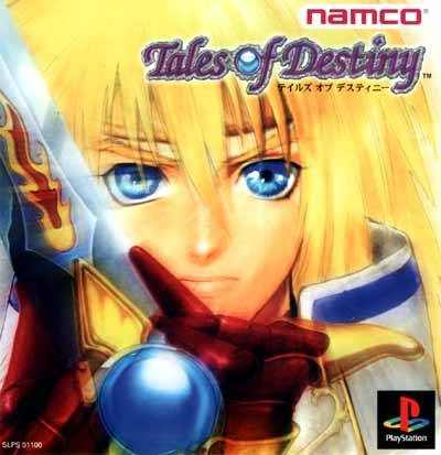 Tales Of Destiny J V1 1 Slps 01100 Ps1 Iso Best Rom Place