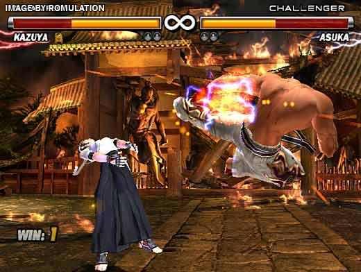 Tekken 5 Dark Resurrection Kor Repackpxp Psp Iso Best Rom Place