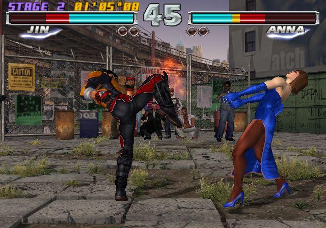Tekken Tag Tournament Jp V1 20 Ps2 Iso Best Rom Place